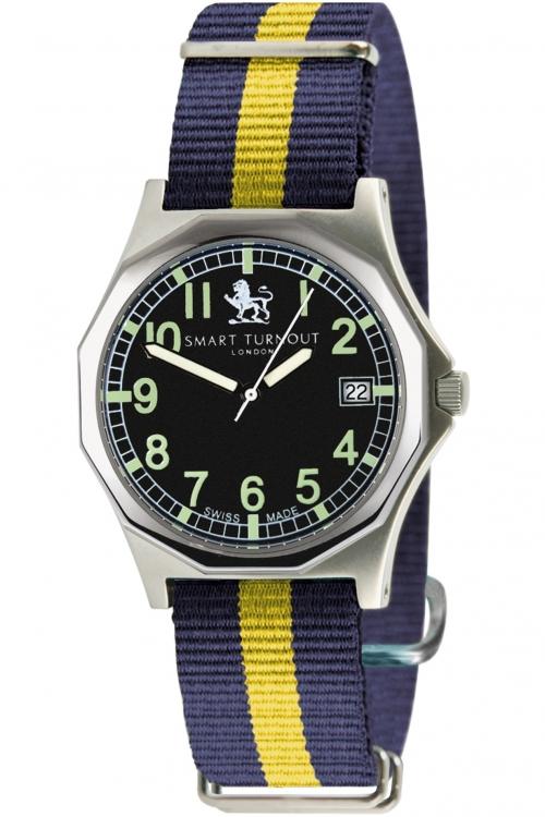 Mens Smart Turnout Military Watch Princess Of Wales's Regiment Watch STA/56/W-WA