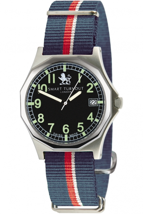 Mens Smart Turnout Military Watch Royal Navy Watch STA/56/W-RN