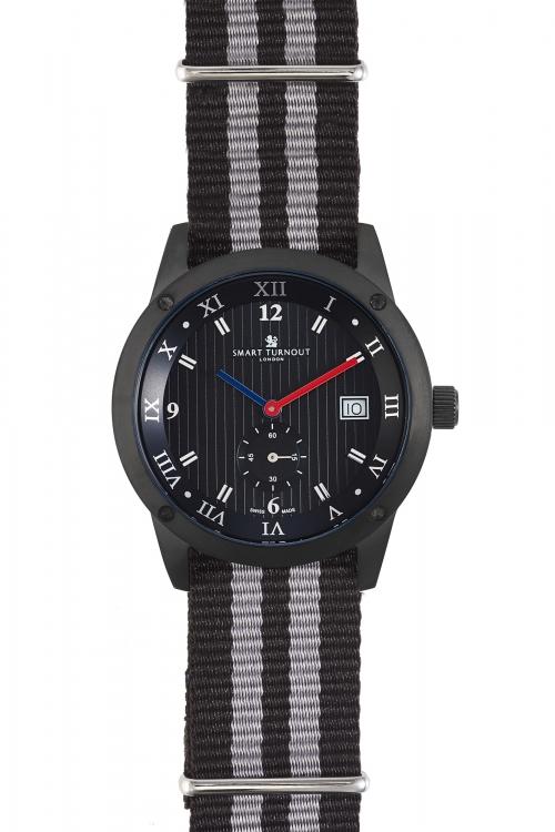 Mens Smart Turnout Town Watch Nato 20mm Watch STE2/56/W-NATO