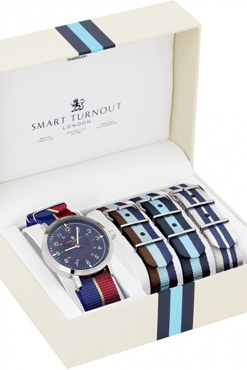 Mens Smart Turnout College Watch Gift Set Watch STD1/56/W-SET