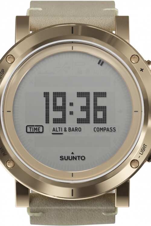 Ladies Suunto Essential Altimeter Barometer Compass Alarm Chronograph Watch