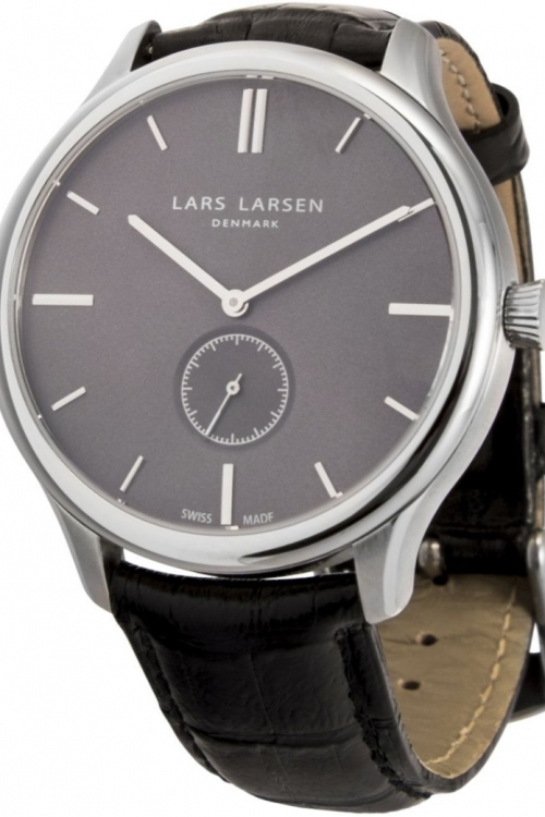 Mens Lars Larsen Watch 122SGBL
