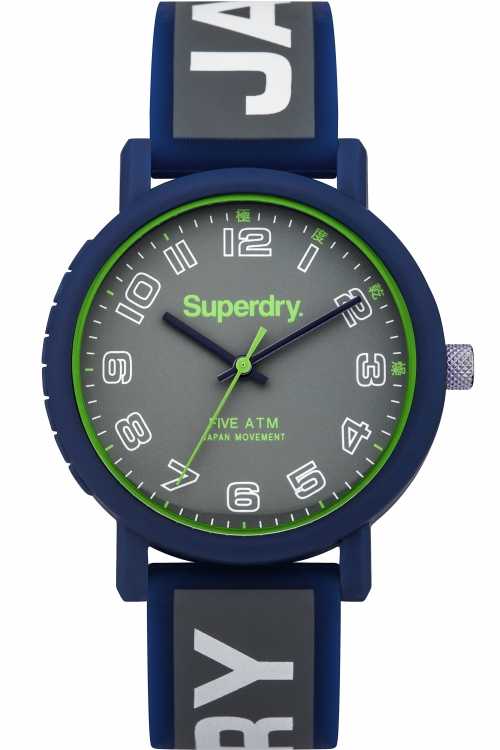 Mens Superdry Campus Watch SYG196E
