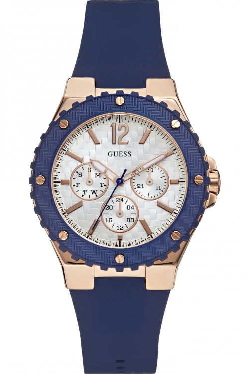 Mens Guess Overdrive Chronograph Watch W0149L5
