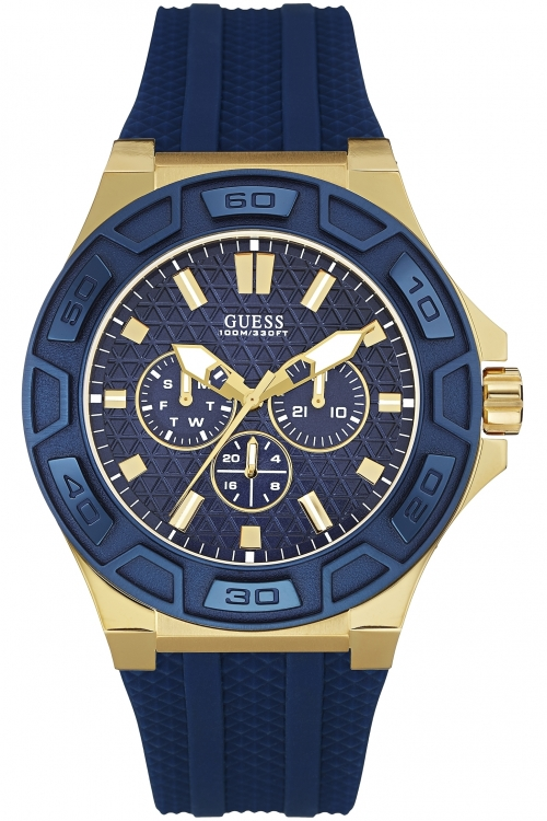 Mens Guess Force Chronograph Watch W0674G2