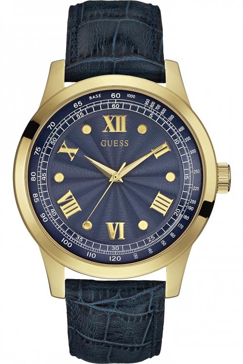 Mens Guess Monogram Watch W0662G3