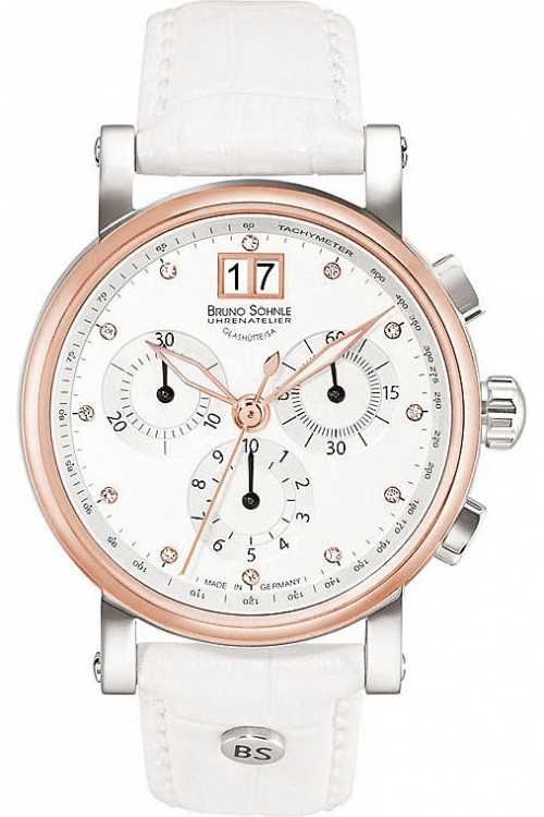 Ladies Bruno Sohnle Armida Chronograph Watch