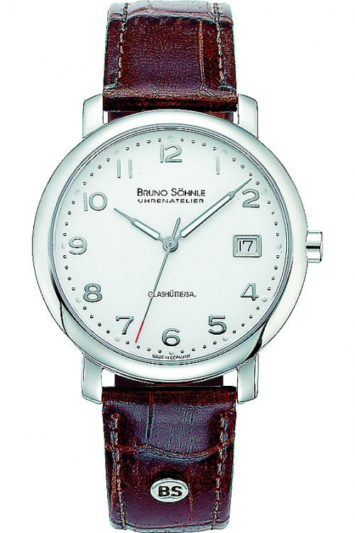 Mens Bruno Sohnle Momento Watch 17-13016-223