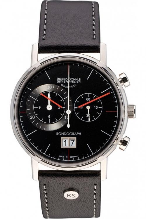 Mens Bruno Sohnle Rondo Chronograph Watch 17-13135-741