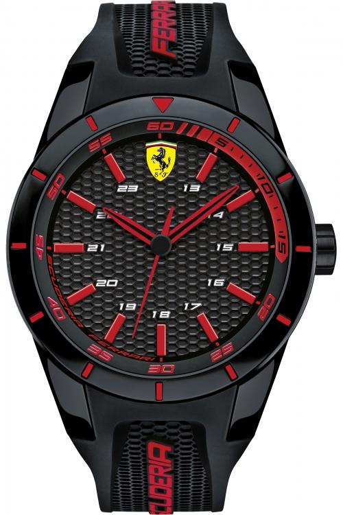 Mens Scuderia Ferrari RedRev Watch 830245