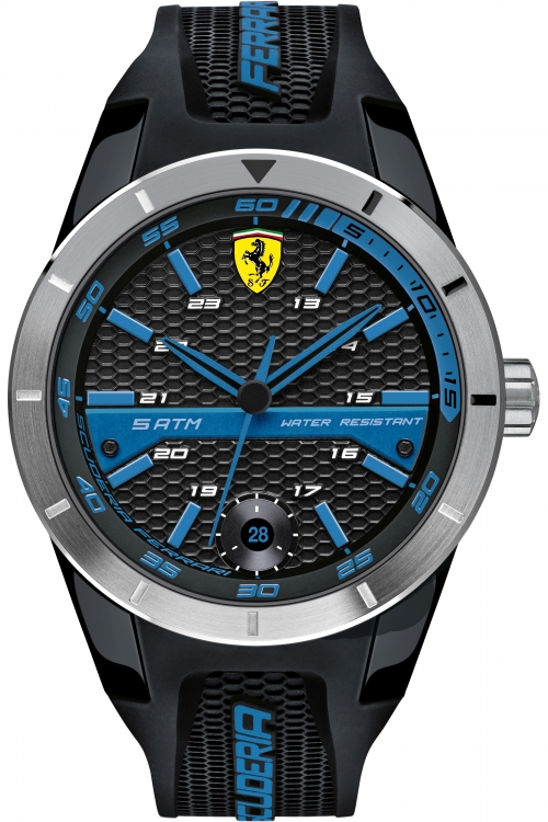 Mens Scuderia Ferrari RedRev T Watch 830252