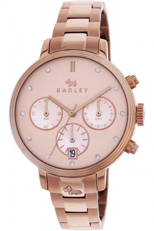 Ladies Radley Battersea Chronograph Watch