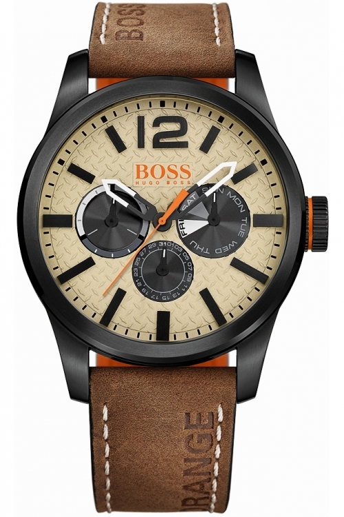 Mens Hugo Boss Orange Paris Chronograph Watch 1513237