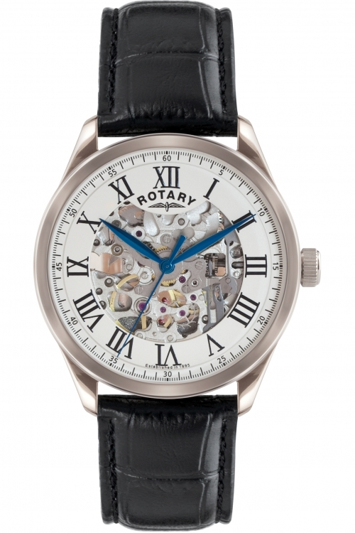 Mens Rotary Exclusive Mechanical Watch GS00365/01