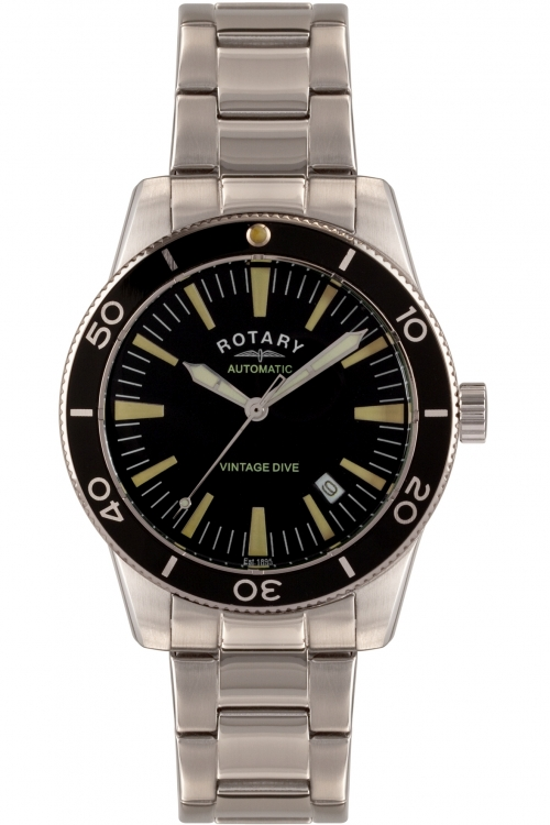 Mens Rotary Exclusive Automatic Watch GB00488/04