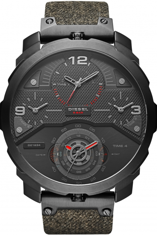 Mens Diesel Machinus Watch DZ7358