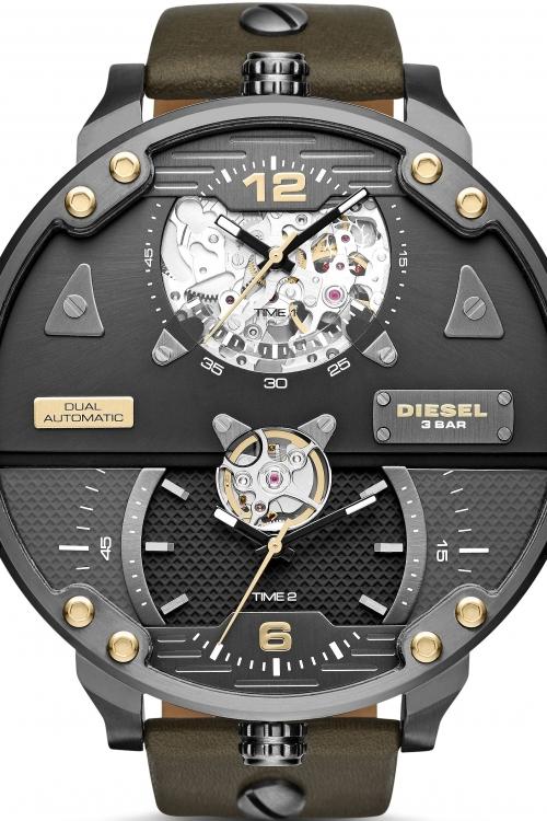 Mens Diesel Grand Daddy Auto Automatic Watch DZ7365