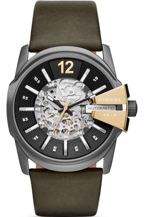 Mens Diesel Master Chief Automatic Watch DZ1730