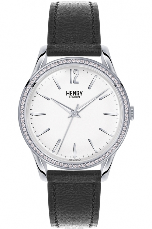 Unisex Henry London Edgware Watch HL39-SS-0019