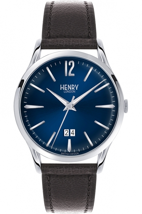Mens Henry London Knightsbridge Watch HL41-JS-0035
