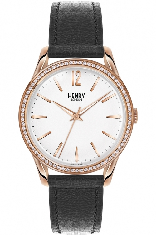 Unisex Henry London Richmond Watch HL39-SS-0032