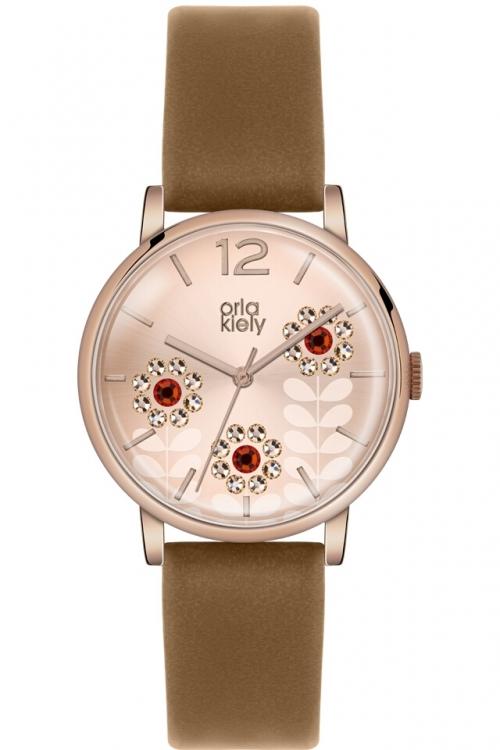 Ladies Orla Kiely Betty Watch