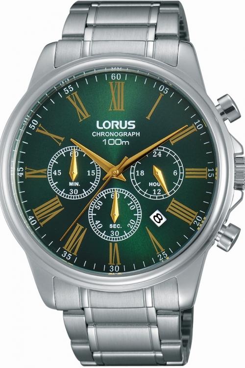 Mens Lorus Exclusive Chronograph Watch RT363FX9
