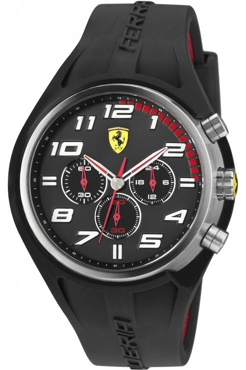 Mens Scuderia Ferrari Pilota Chronograph Watch 830147
