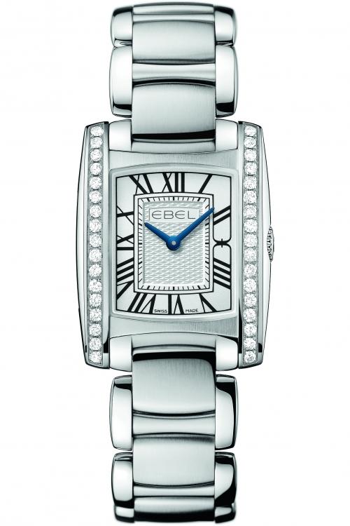 Ladies Ebel Brasilia Diamond Watch
