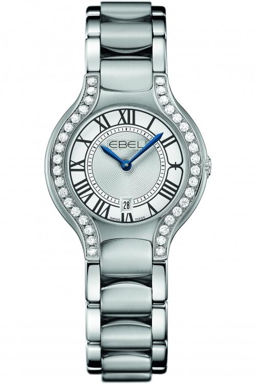Ladies Ebel Beluga Diamond Watch