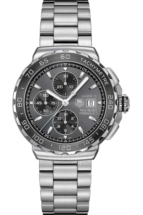 Mens TAG Heuer Formula 1 Calibre 16 Automatic Chronograph Watch CAU2010.BA0874