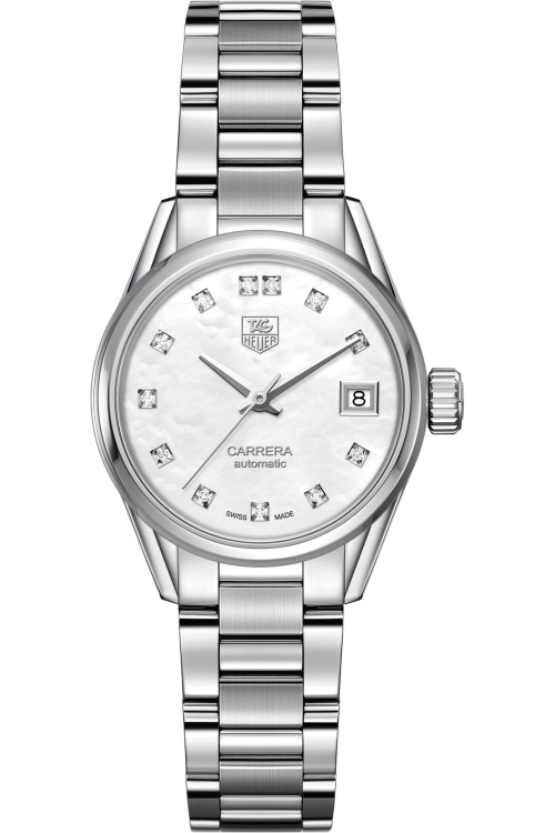 Ladies TAG Heuer Carrera Calibre 9 Automatic Watch