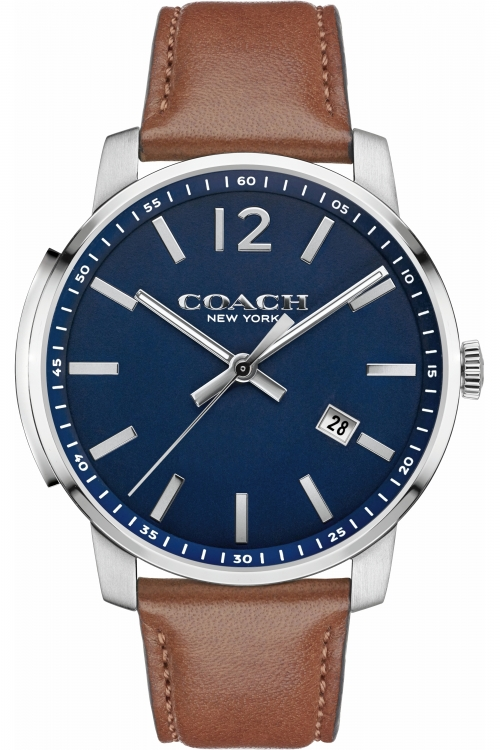 Mens Coach Bleecker Watch 14602004