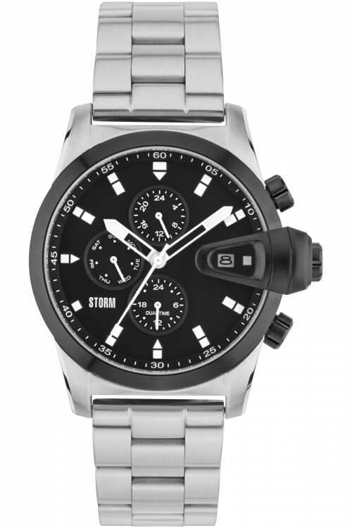 Mens Storm Manator Watch MANATOR-BLACK