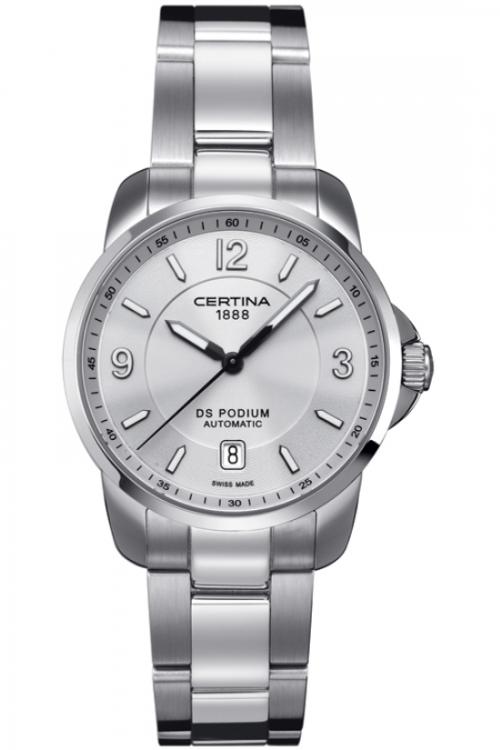 Mens Certina DS Podium Automatic Watch C0014071103700