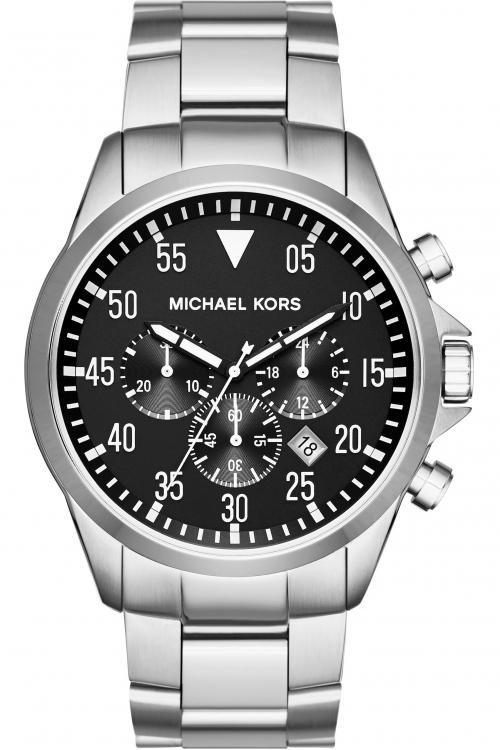 Mens Michael Kors Gage Chronograph Watch MK8413