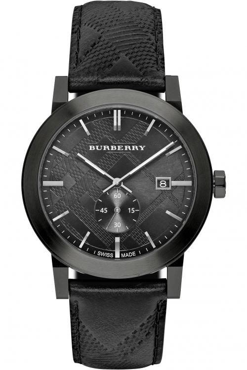 Mens Burberry City Watch BU9906