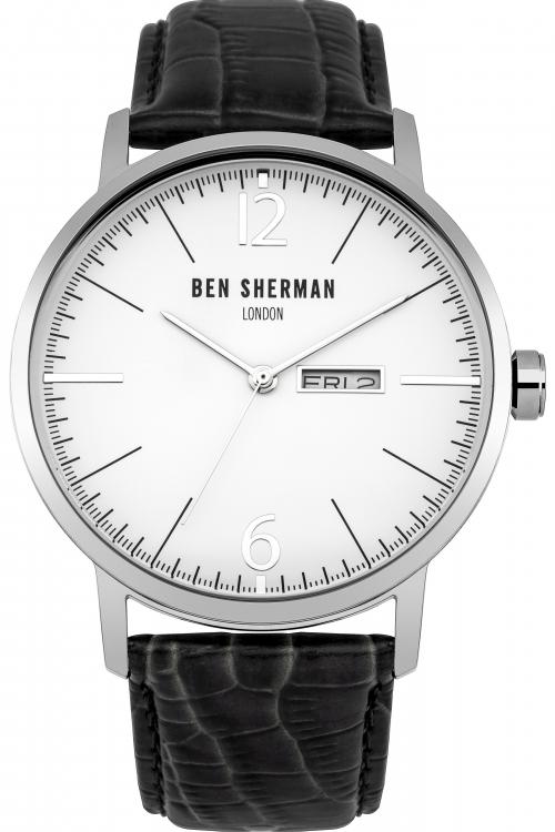 Mens Ben Sherman London BIG PORTOBELLO PROFESSIONAL Watch WB046B