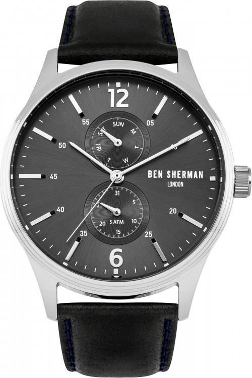 Mens Ben Sherman London SPITALFIELDS VINYL Watch WB047B