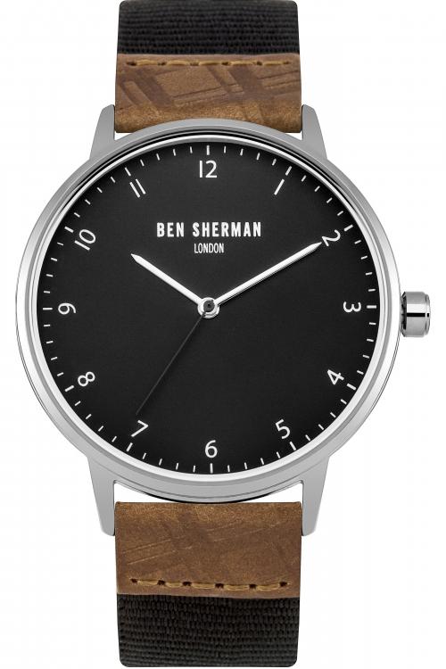 Mens Ben Sherman London PORTOBELLO HERITAGE Watch WB049TE