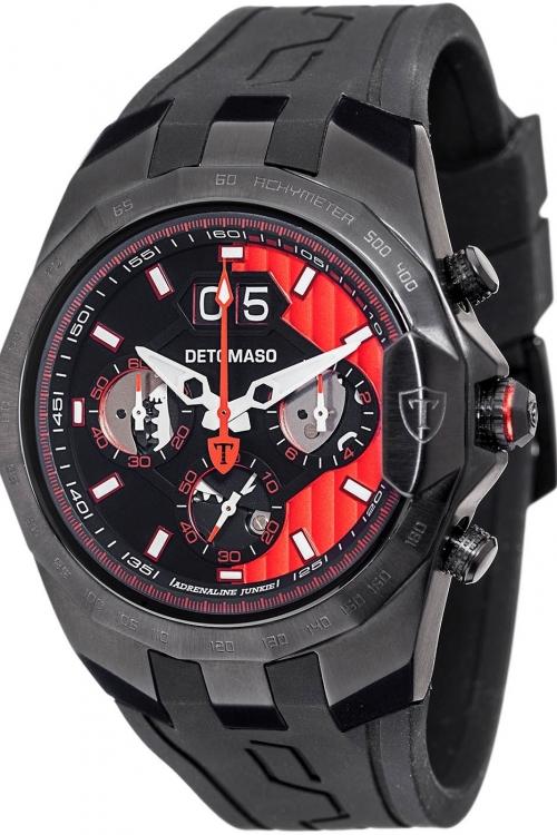 Mens Detomaso Marks a Man - Adrenaline Junkie Chronograph Watch DT-YG103-A