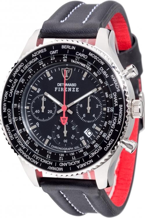 Mens Detomaso Firenze XXL Chronograph Watch DT1045-A