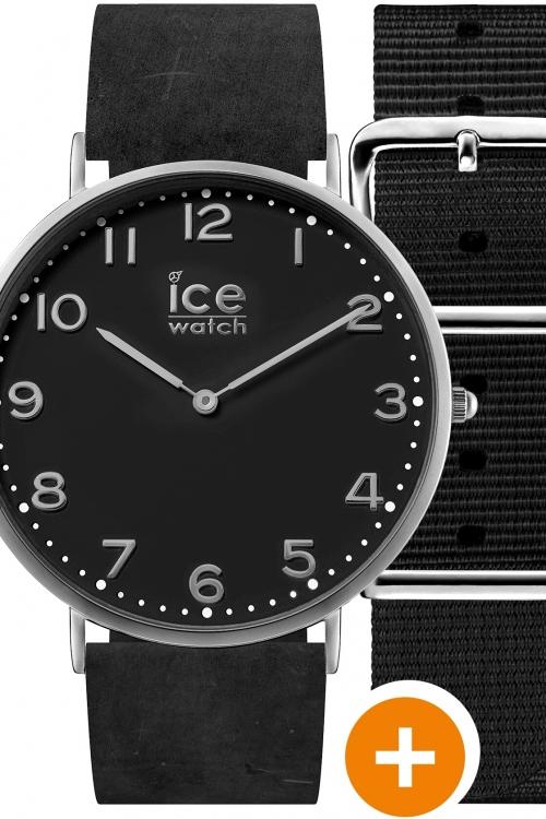 Gents Ice-Watch Ice City 36mm Watch CHL.A.BAR.36.N.15