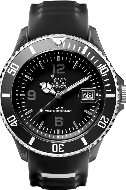 Gents Ice-Watch Ice-Sporty Big Big Watch SR.3H.BKW.BB.S.15