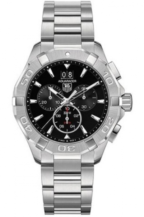 Mens TAG Heuer Aquaracer Chronograph Watch CAY1110.BA0927