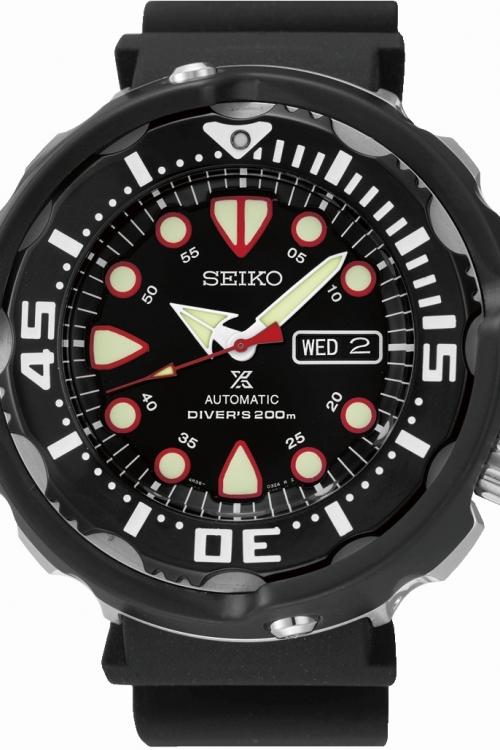 Mens Seiko PROSPEX Chronograph Watch SRP655K1