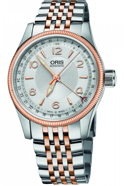 Mens Oris Big Crown Pointer Date Automatic Watch 0175476794331-0782032