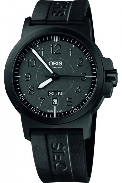 Mens Oris BC 3 Advanced Day Date Automatic Watch 0173576414764-0742205B