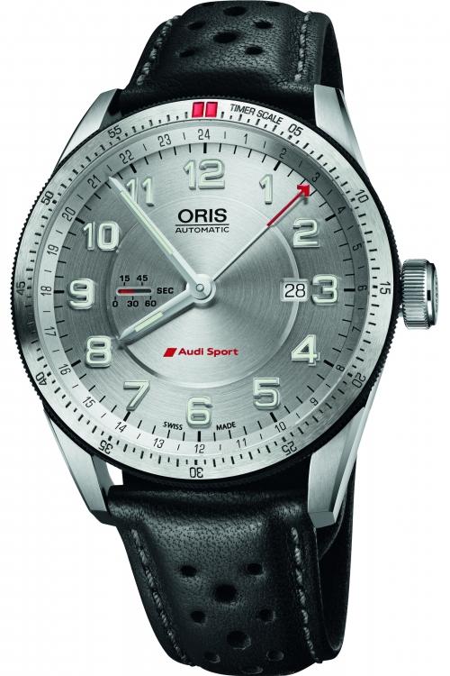Mens Oris Artix GT Audi Sport GMT Automatic Watch 0174777014461-0752287FCS