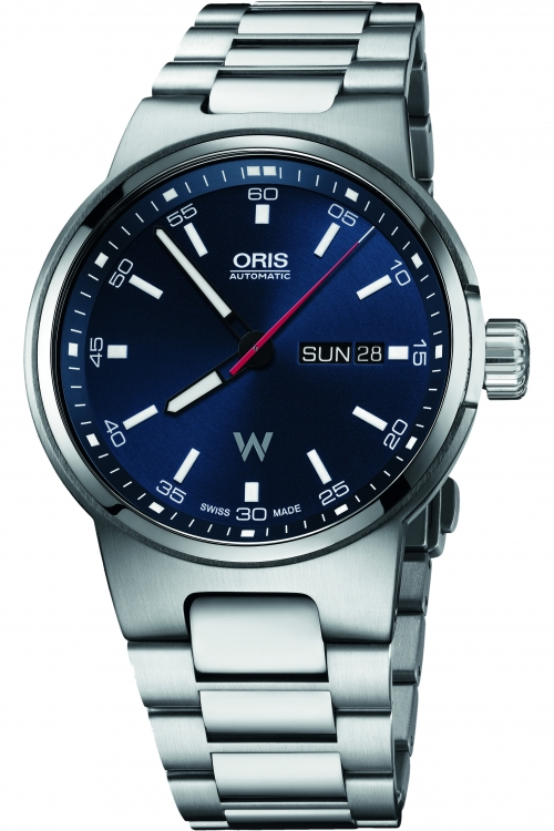 Mens Oris Williams Day Date Automatic Watch 0173577164155-0782450